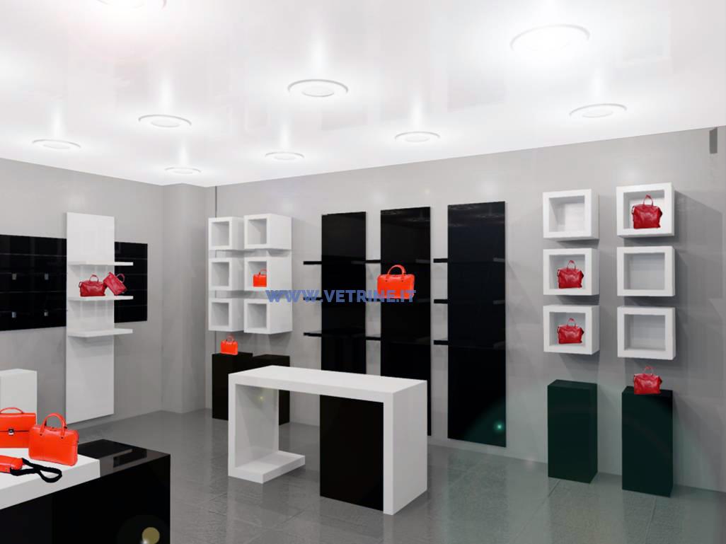 Negozi d 39 abbigliamento calzature pelletteria ecc for Negozi di design