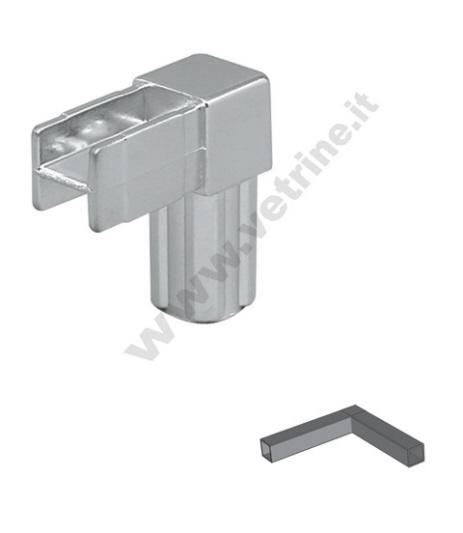 Giunti per tubi quadri alluminio – Raccordi tubi innocenti