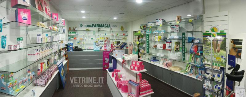arredo usato parafarmacia gsn centro negozi roma