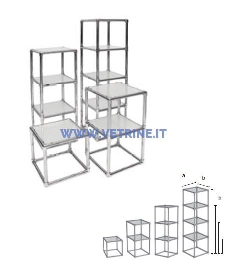Souvent Accessori per Vetrine | Soluzioni espositive centro negozi VO36