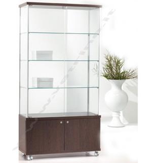 Vetrine con mobile per negozi uffici casa vetrine belle per il tuo negozio - Vetrinette da parete ...