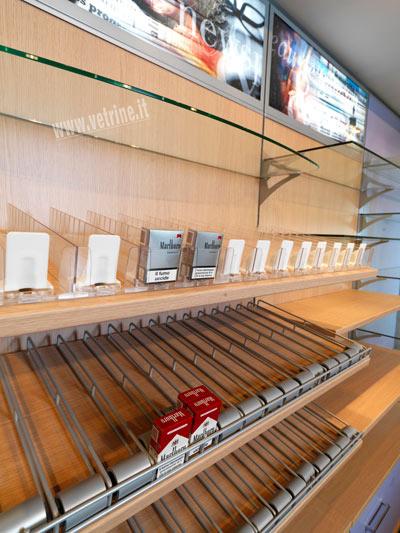 Arredo allestimenti tabaccheria articoli da regallo for Arredo tabaccheria