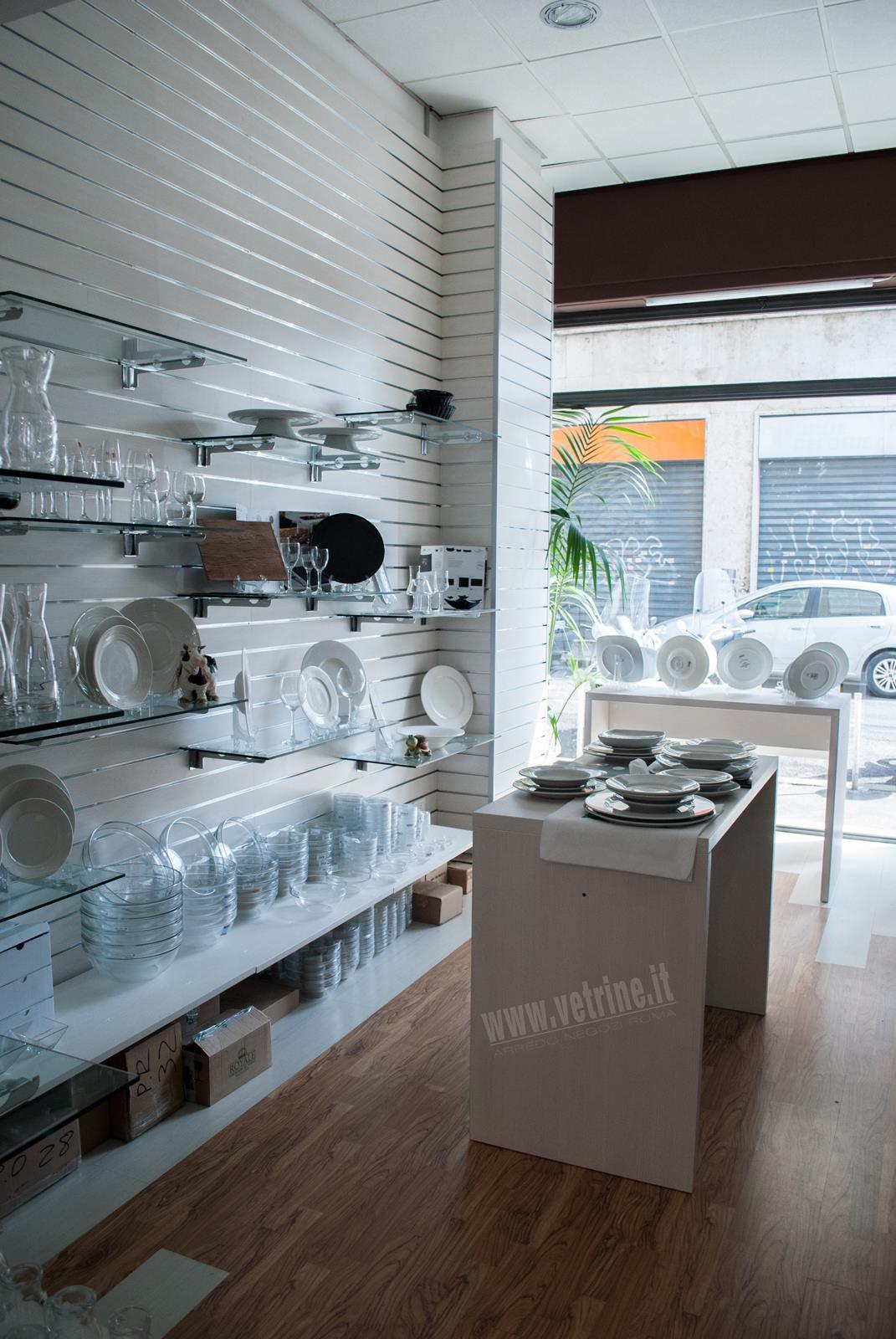 Galleria fotografica arredo allestimento casaligni a roma for Roma arredamenti