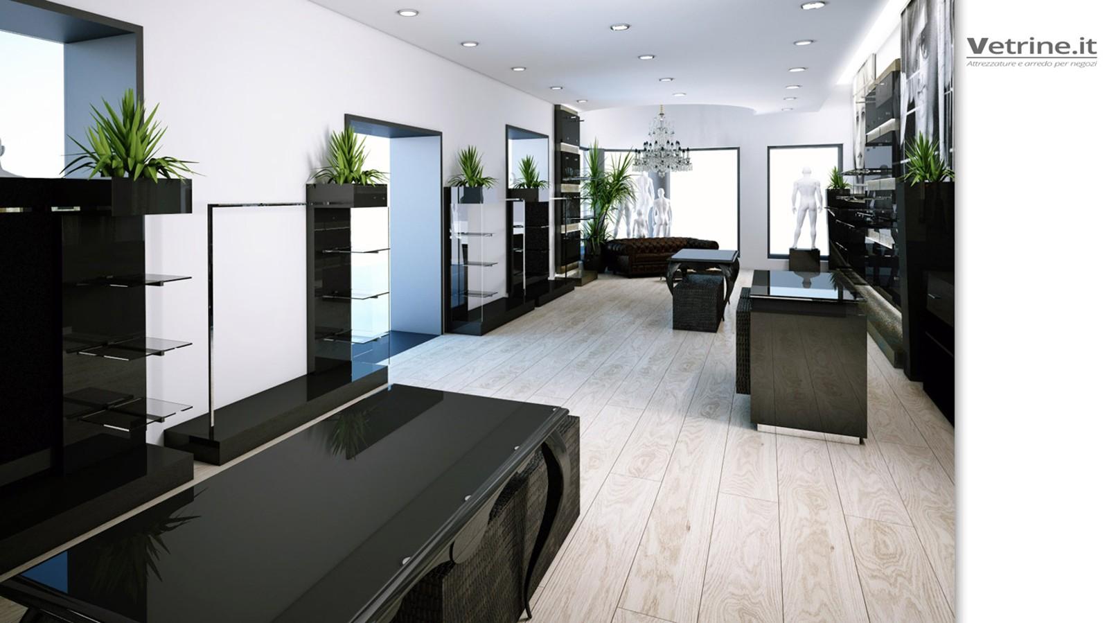 Arredamenti negozi roma arredamenti per negozi a modena for Punti vendita di mobili di design