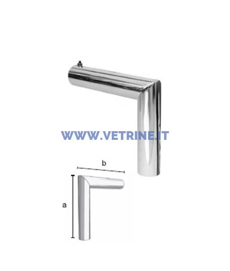 Raccordo verticale 1105 for Raccordo in acciaio verticale