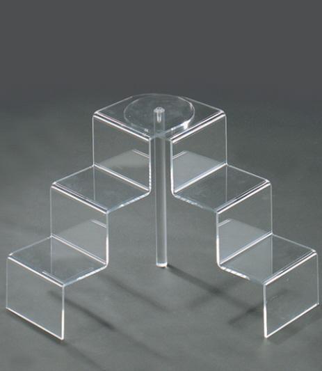 Scalette in plexiglass er1280e 20 ingrosso scalette per for Arredamento in plexiglass